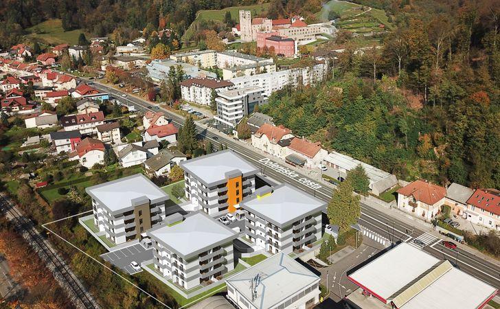 Rakovnik, Ljubljana, Soseska Rakovnik