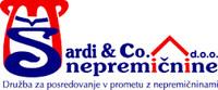 Šardi&Co. nepremičnine, družba za posredovanje v prometu z nepremičninami, d.o.o.