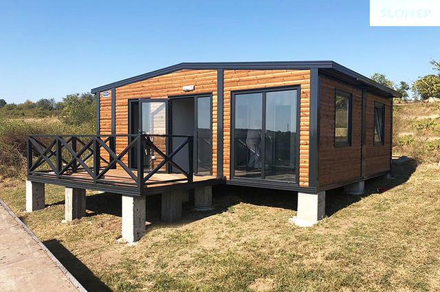 Modularna hiša Alpina