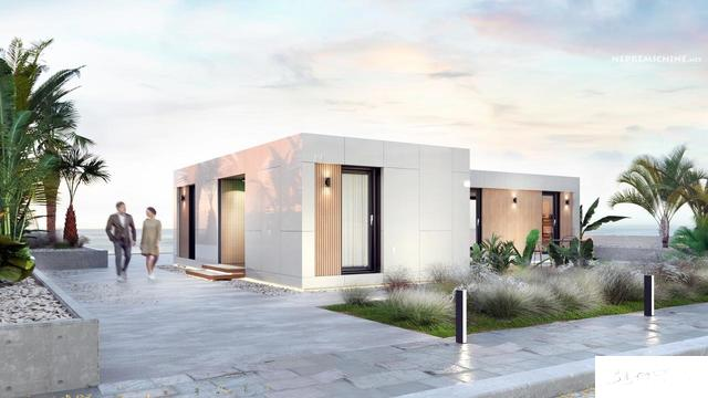 Hiša Kvadra modul