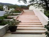 Zunanje stopnice.