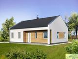 Lesena montažna hiša sodobne zasnove J 99 je odlična izbira za par ali družino, ki prisega na udobje ter želi doseči najboljše razmerje med kakovostjo ......
