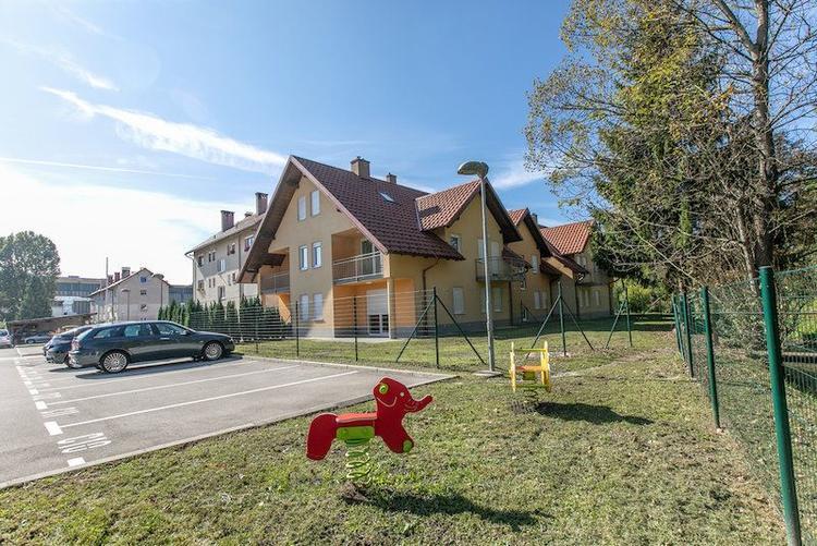 Stanovanjska soseska Škrjančevo