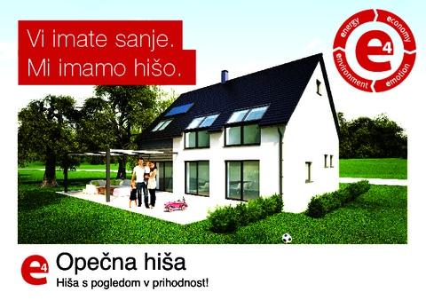 Seminar - Vi imate sanje, mi imamo e4 hišo
