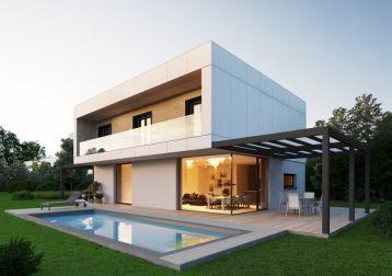 Premierno na ogled nova vzorčna hiša podjetja Lumar