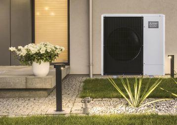Okolju in uporabniku prijazne toplotne črpalke