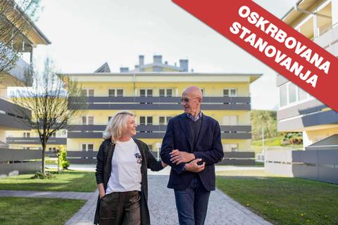 Soseska oskrbovanih stanovanj POD SKALCO v Kamniku