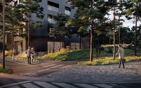 Soseska Kvartet - Nova soseska v mestu