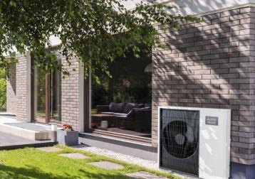 Nove toplotne črpalke zrak-voda Mitsubishi Electric