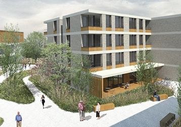 Poziv za nakup večstanovanjskih stavb in stavbnih zemljišč za gradnjo stanovanj za starejše
