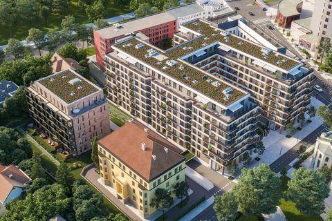 Novogradnja Palais & Villa Schellenburg v teku