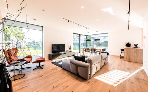 Na virtualnem ogledu Lumarjeva hiša s certifikatom Active House
