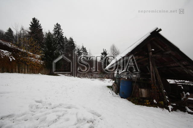 Land for Sale - ZGORNJE GAMELJNE