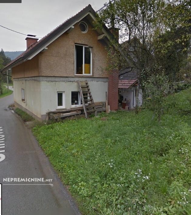 Prodaja, hiša - GRINTOVEC 1