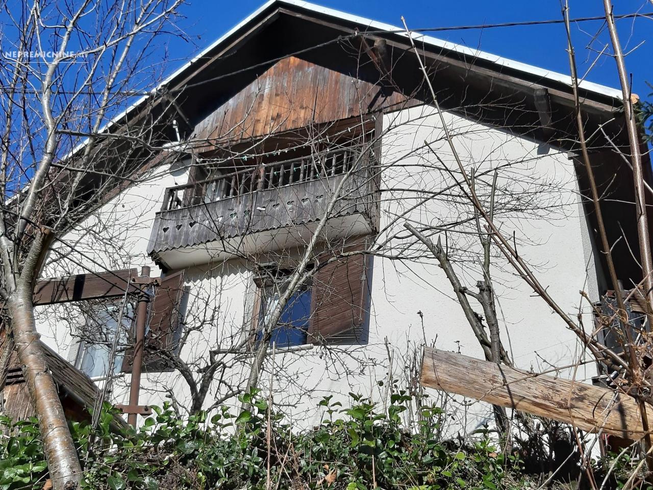 Prodaja, hiša - GORENJA VAS 1