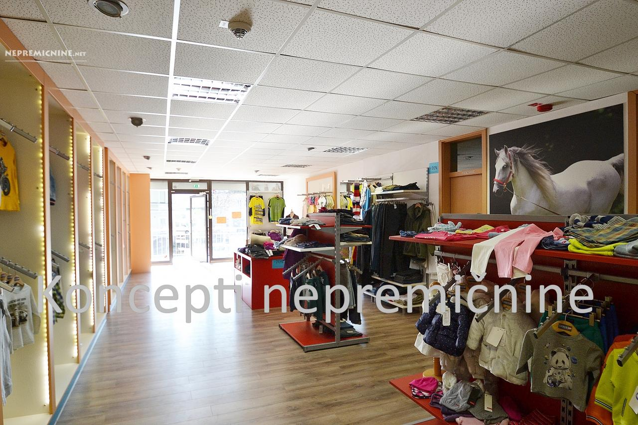 Prodaja, poslovni prostor - LESCE 2