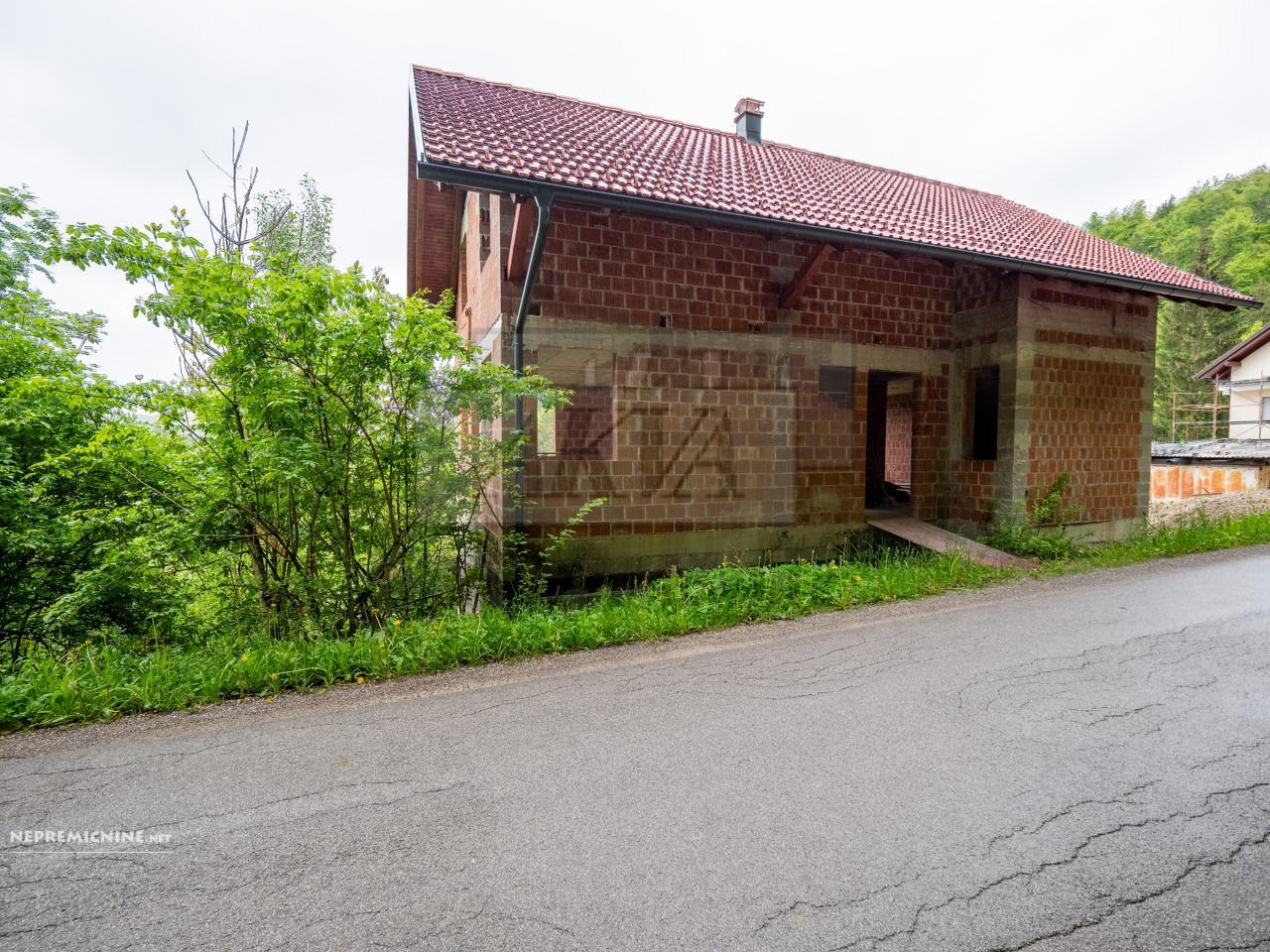 Prodaja, hiša - ZAPLANA - DEL 1