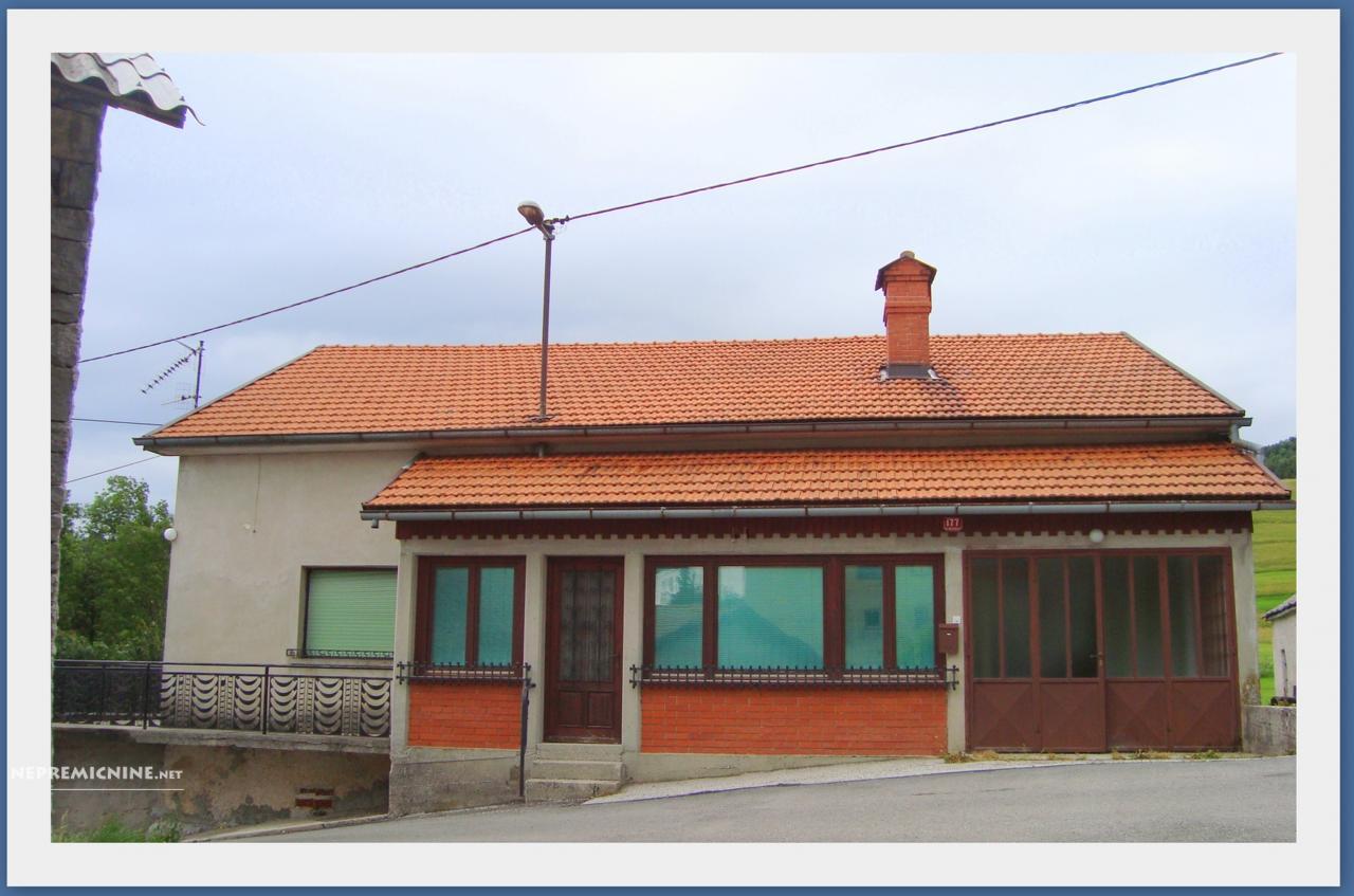 Prodaja, hiša - KAL NAD KANALOM, 177 1