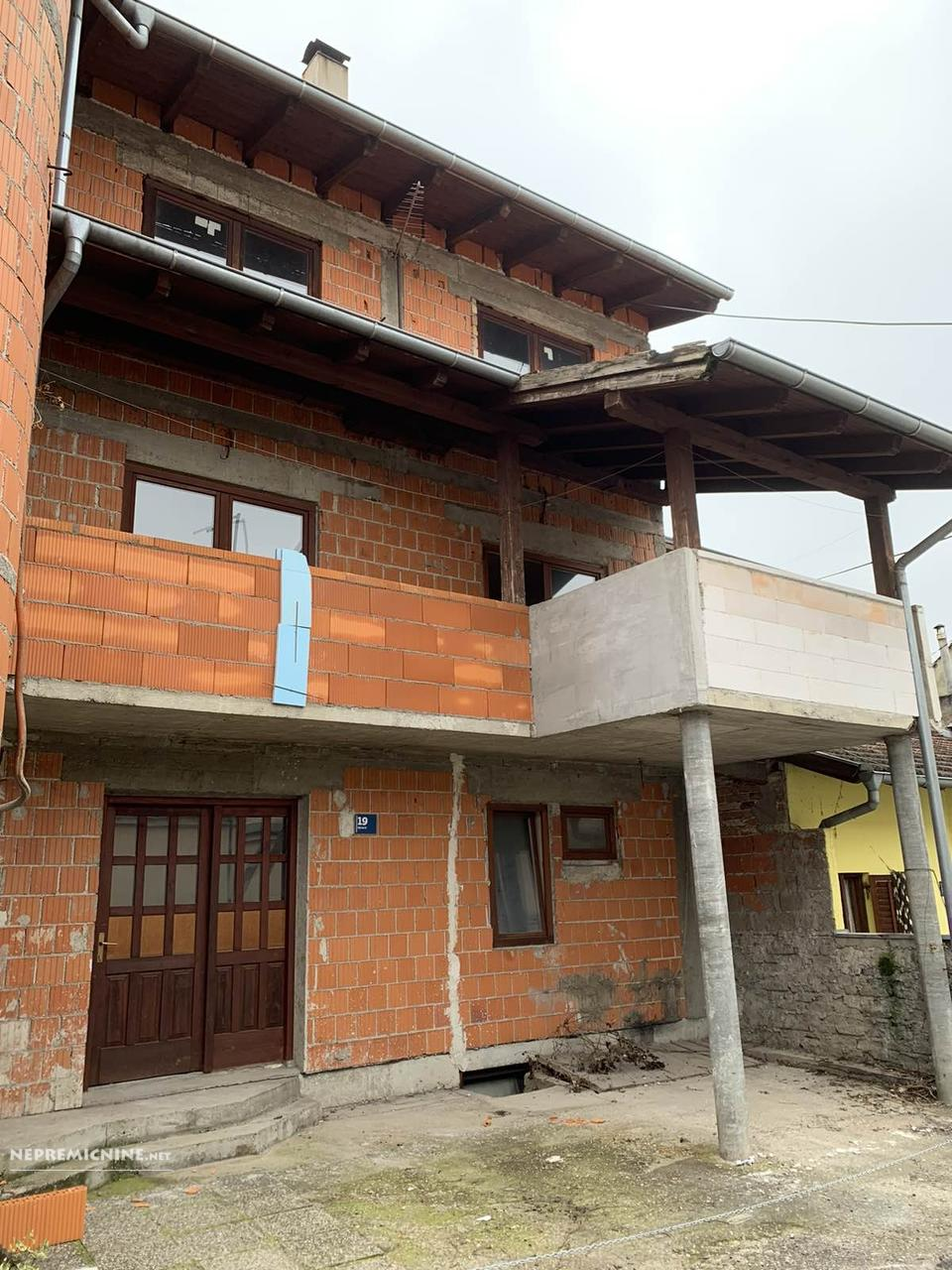Prodaja, hiša - ZAGREB, TRNJE 1