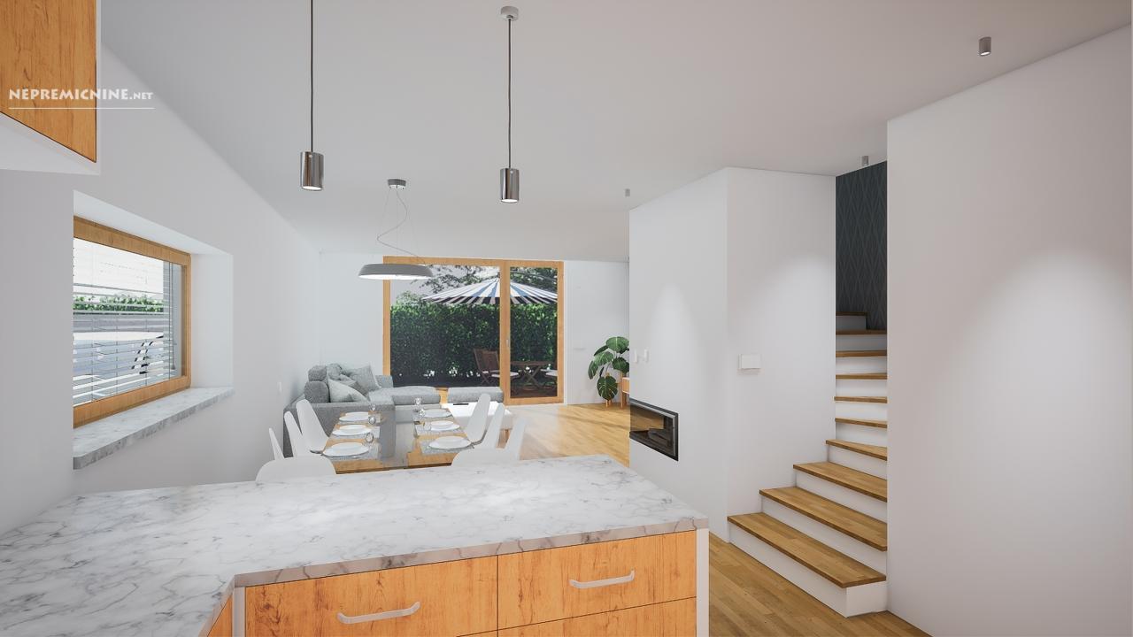 Prodaja, hiša - KOLEZIJA 2