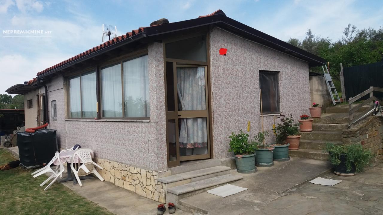 Prodaja, hiša - BAREDI 1