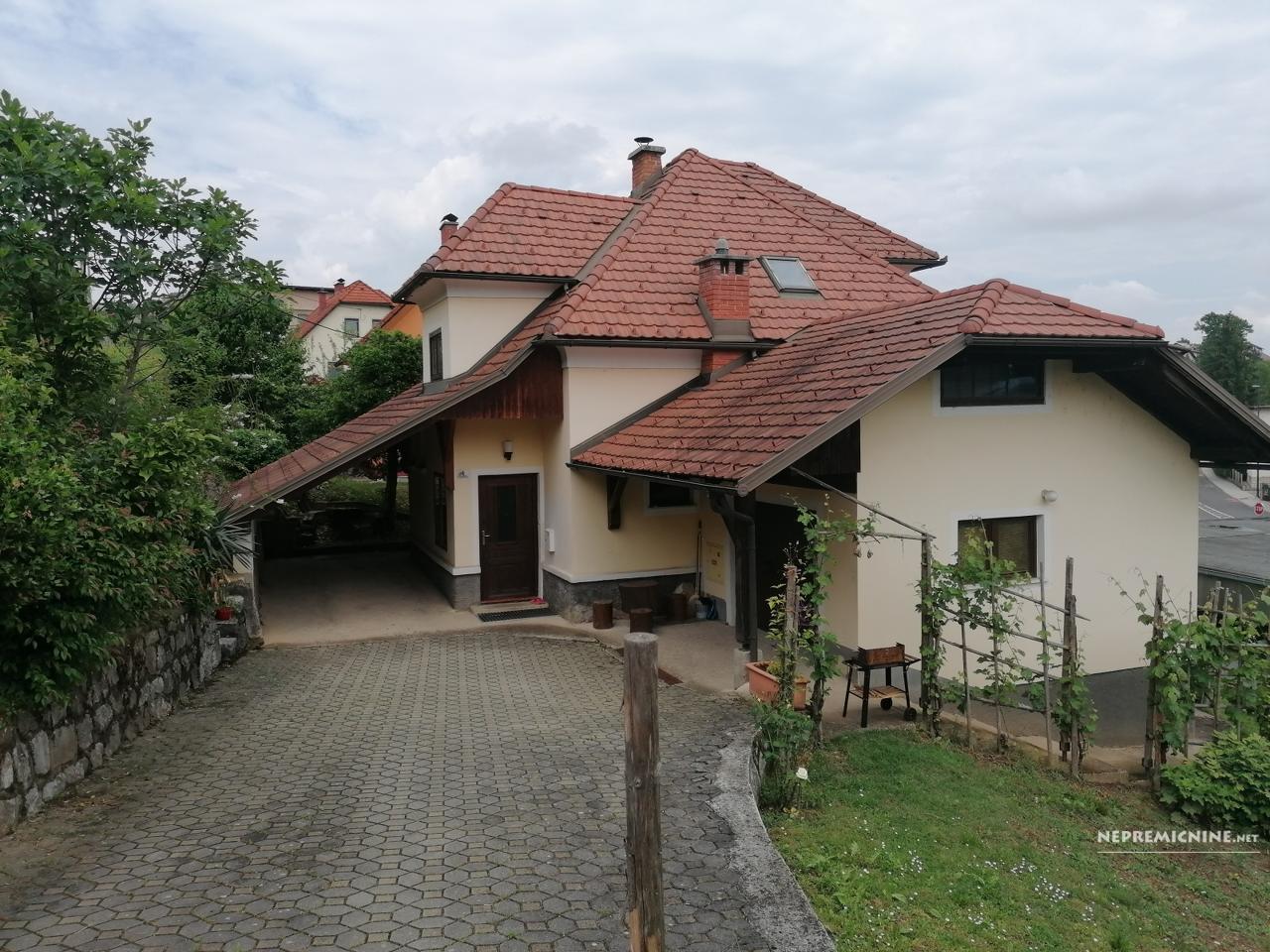 Prodaja, hiša - NOVO MESTO 1