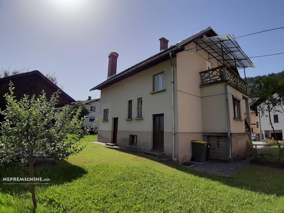 Prodaja, hiša - ŽIRI, NOVOVAŠKA CESTA 1