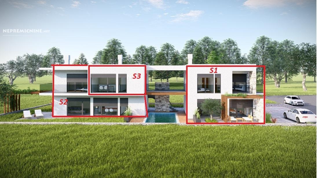 Prodaja, stanovanje - SAVUDRIJA, S2 1