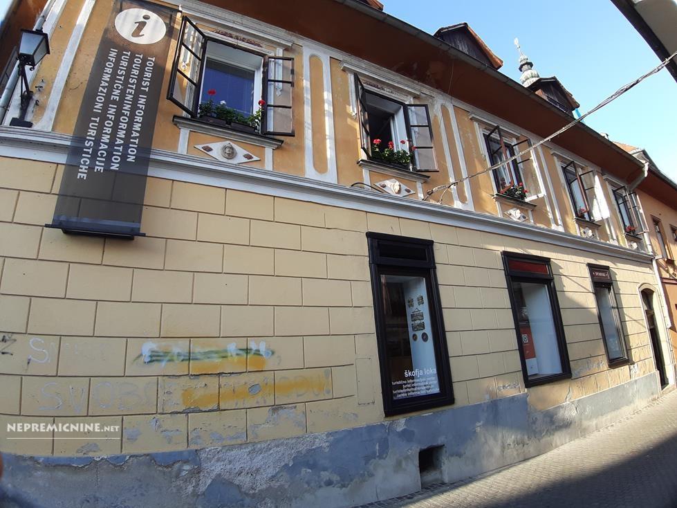 Oddaja, poslovni prostor - ŠKOFJA LOKA, MESTNI TRG 1