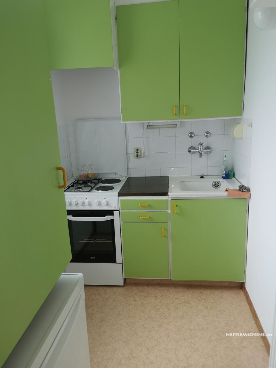 Oddaja, stanovanje - TRNOVO, ZELENA POT 1