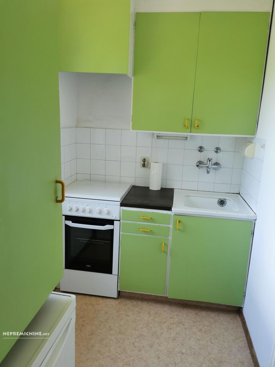 Oddaja, stanovanje - TRNOVO, ZELENA POT 9