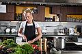 Ureditev delovnega prostora kuharja
