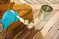 Zaščita lesa pred vremenskimi vplivi